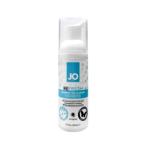 JO REFRESH antibakteriální pěna na kalíšky 50ml