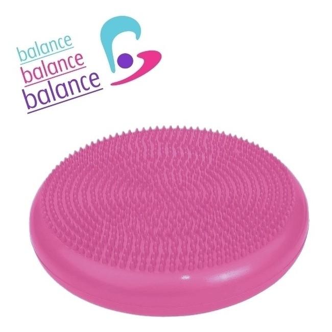 Balance polštář na procvičení pánevního dna  růžový