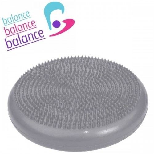 Balance polštář na procvičení pánevního dna  šedý