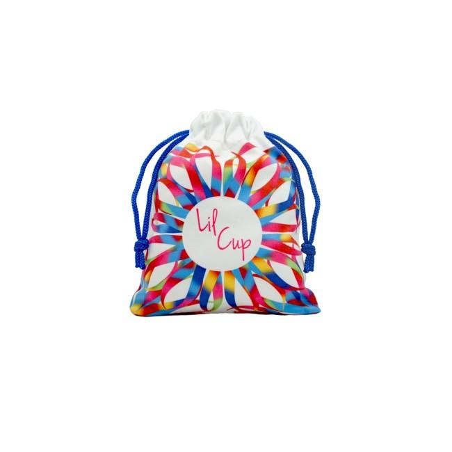 Dekorativní pytlíček Lilcup design ByVik