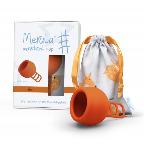 Merula Cup Fox menstruační kalíšek