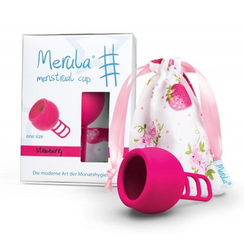 Merula Cup Strawberry menstruační kalíšek