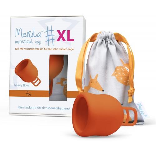 Merula Menstruační kalíšek Fox XL