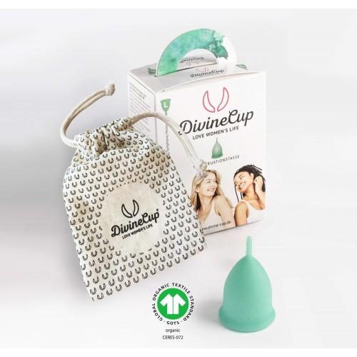 DivineCup menstruační kalíšek mint L