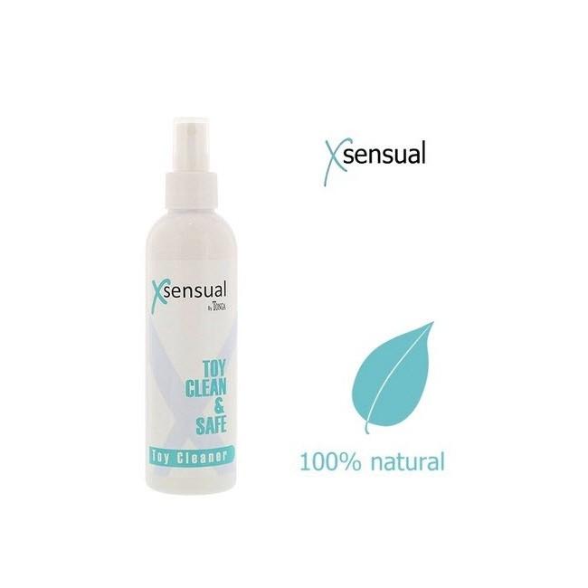 Dezinfekční a čistící spray  XSensual Clean&Safe Natural