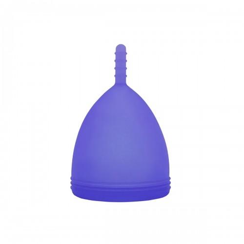 Menacup stem fialový 2 menstruační kalíšek