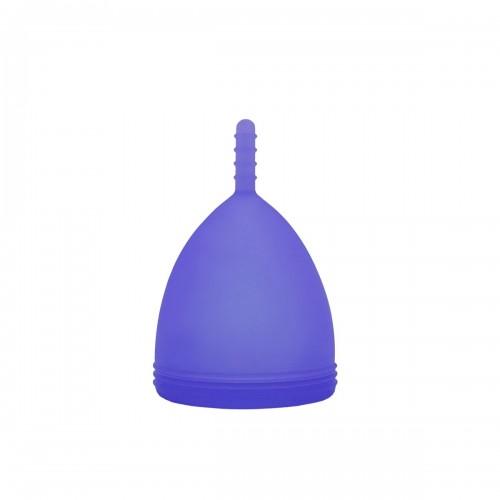 Menacup stem fialový 1 menstruační kalíšek