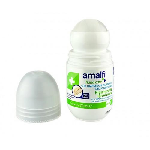 Amalfi dezinfekce na ruce 78% alkoholu.