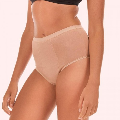 Love Luna Menstruační kalhotky Full nude