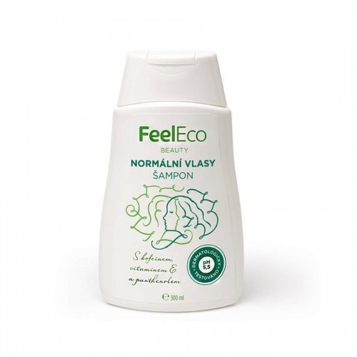 Feel Eco šampon na normální vlasy 300 ml