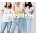 Love Luna Menstruační kalhotky pro dívky Shortie