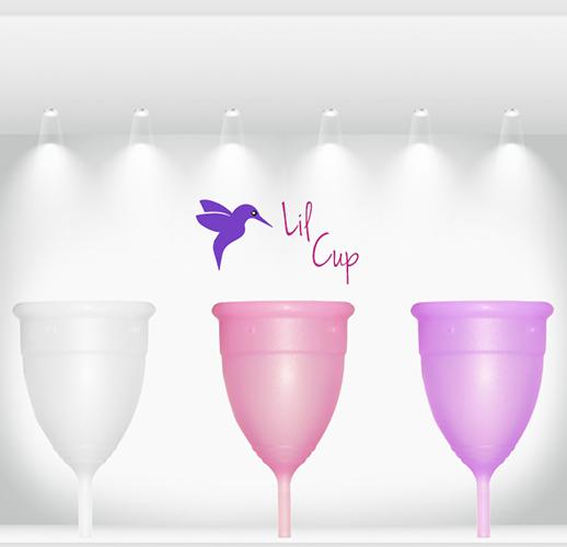 O menstruačním kalíšku lilcup